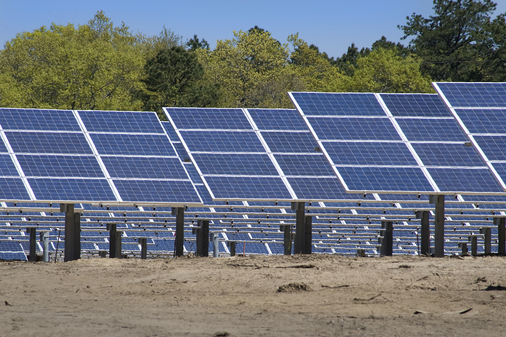 Solar Power Generating Facility