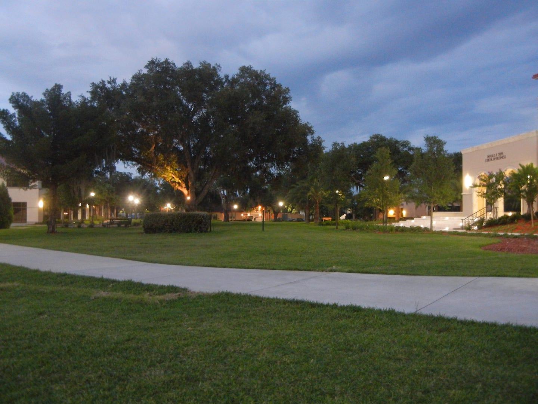 Saint Leo Campus Lighting