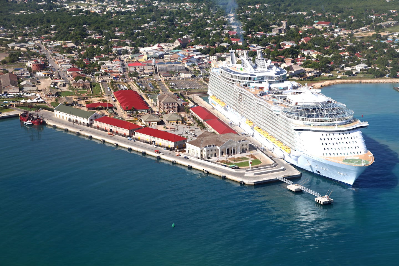 Falmouth Cruise Terminal