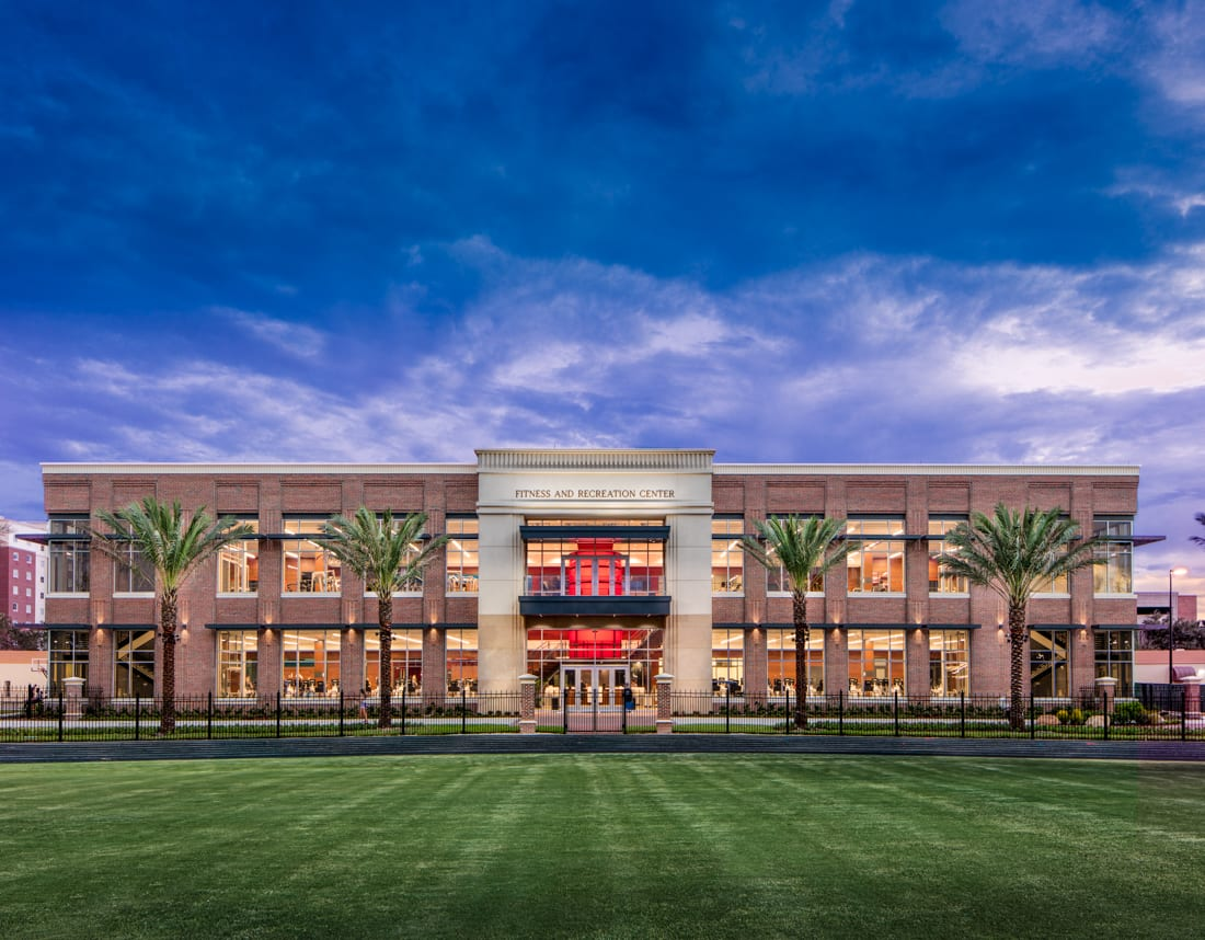 University of Tampa Fitness and Recreation Center