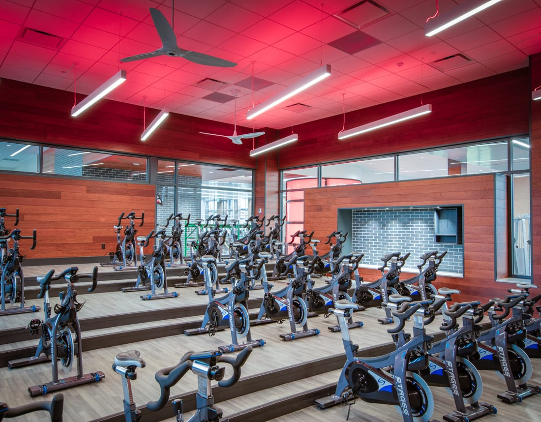 Fitness and Recreational Center