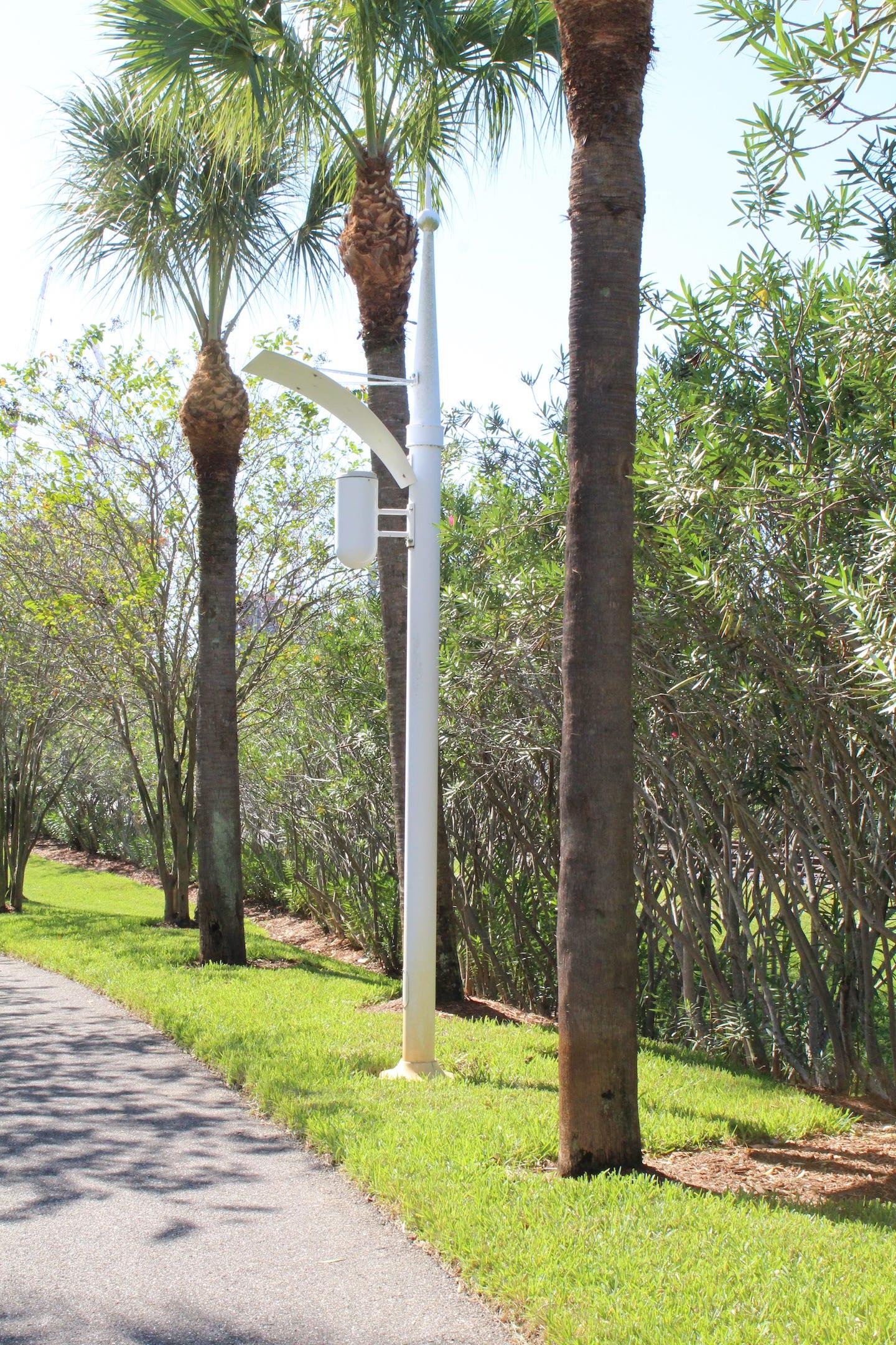 Meridian Avenue Sidewalk