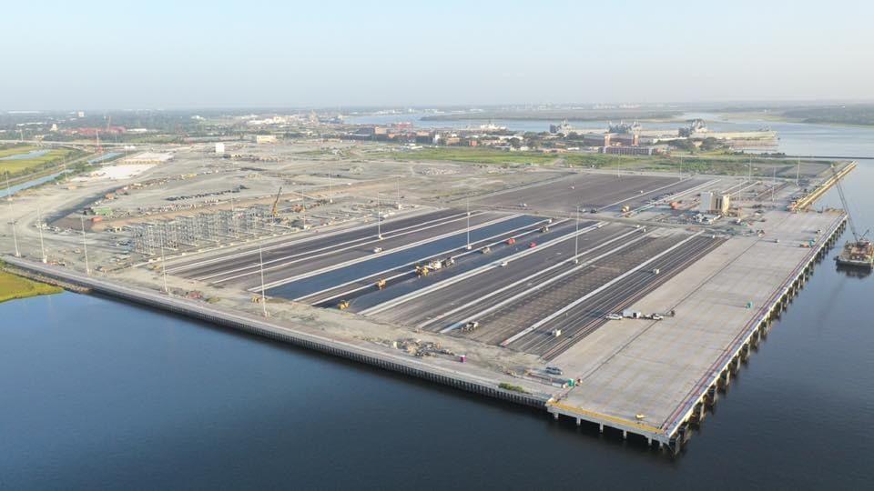 South Carolina Port
