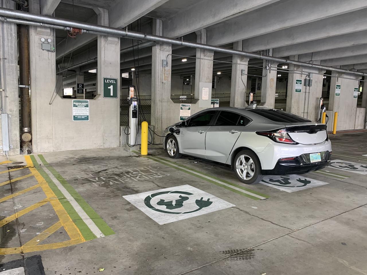 TECO/USF Charging Stations