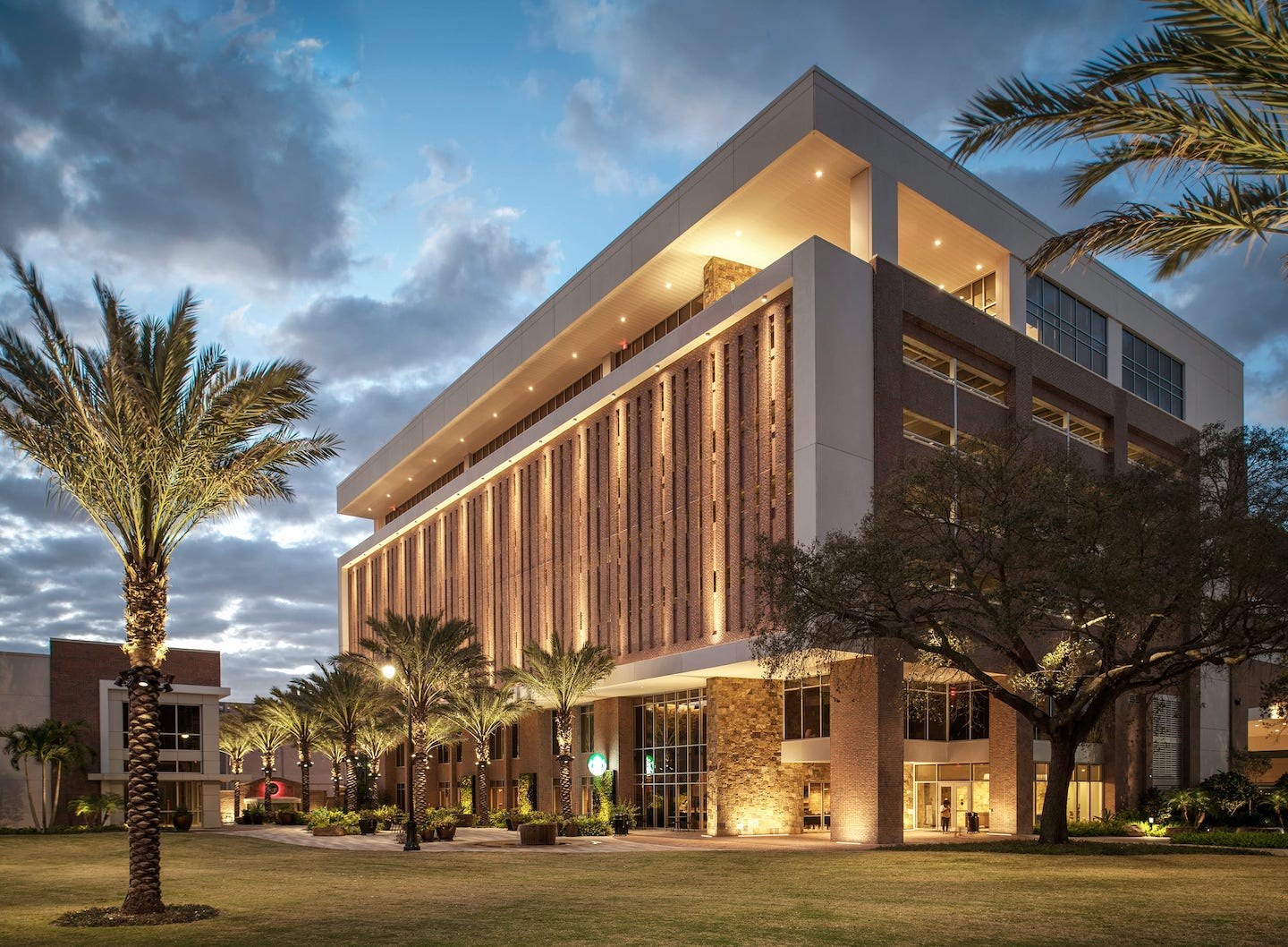 University of Tampa Innovation and Collaboration Building